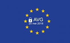 25 mei 2018 AVG / GDPR Wetgeving